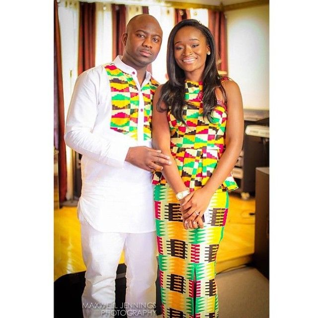 African Prints and Wax in Styles for Two on Pinterest | African Men ...