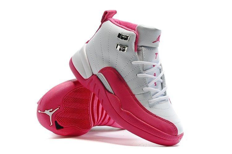 Youth Basketball Shoes 2018 Cheap Priced Air Jordan 12 Xii Kids Boys