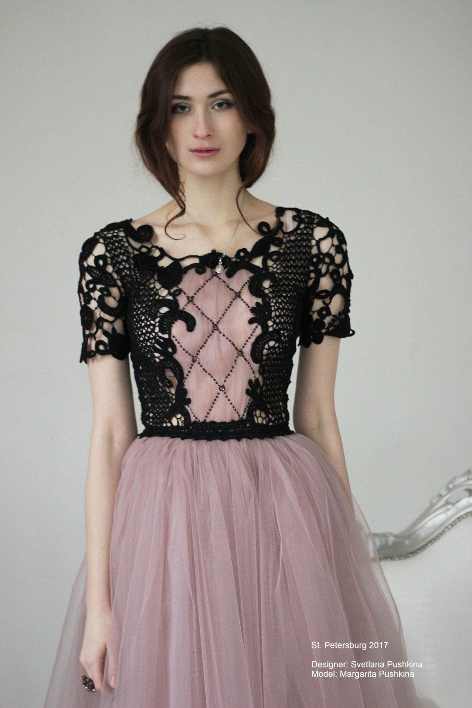 dress for photo shoot Irish crochet dress wedding dress hand made ...