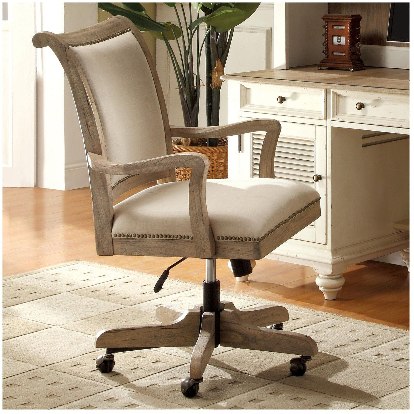 Riverside Coventry Desk Chair | from hayneedle.com ...