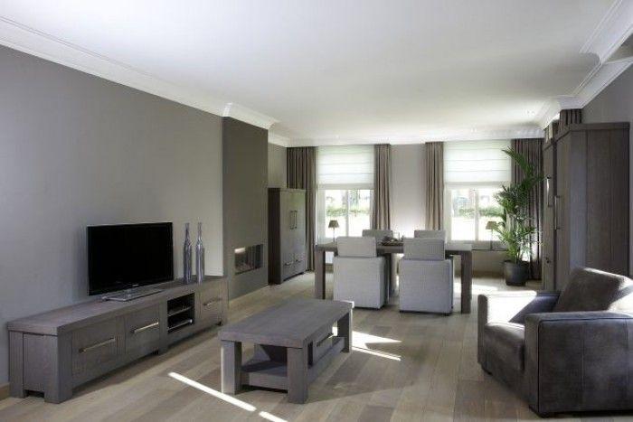 mooie woonkamer poppeliers - home ideas | Pinterest - Grijs ...