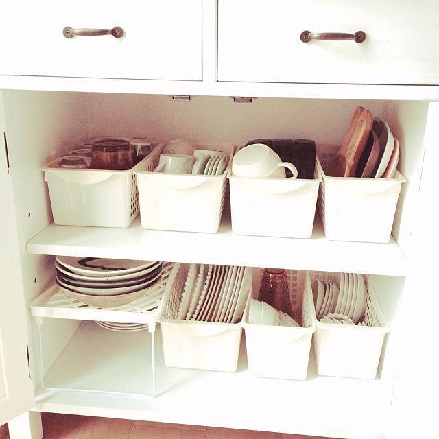 食器収納術総集編 無印や100均を使った整頓のコツ30選 一人暮らし