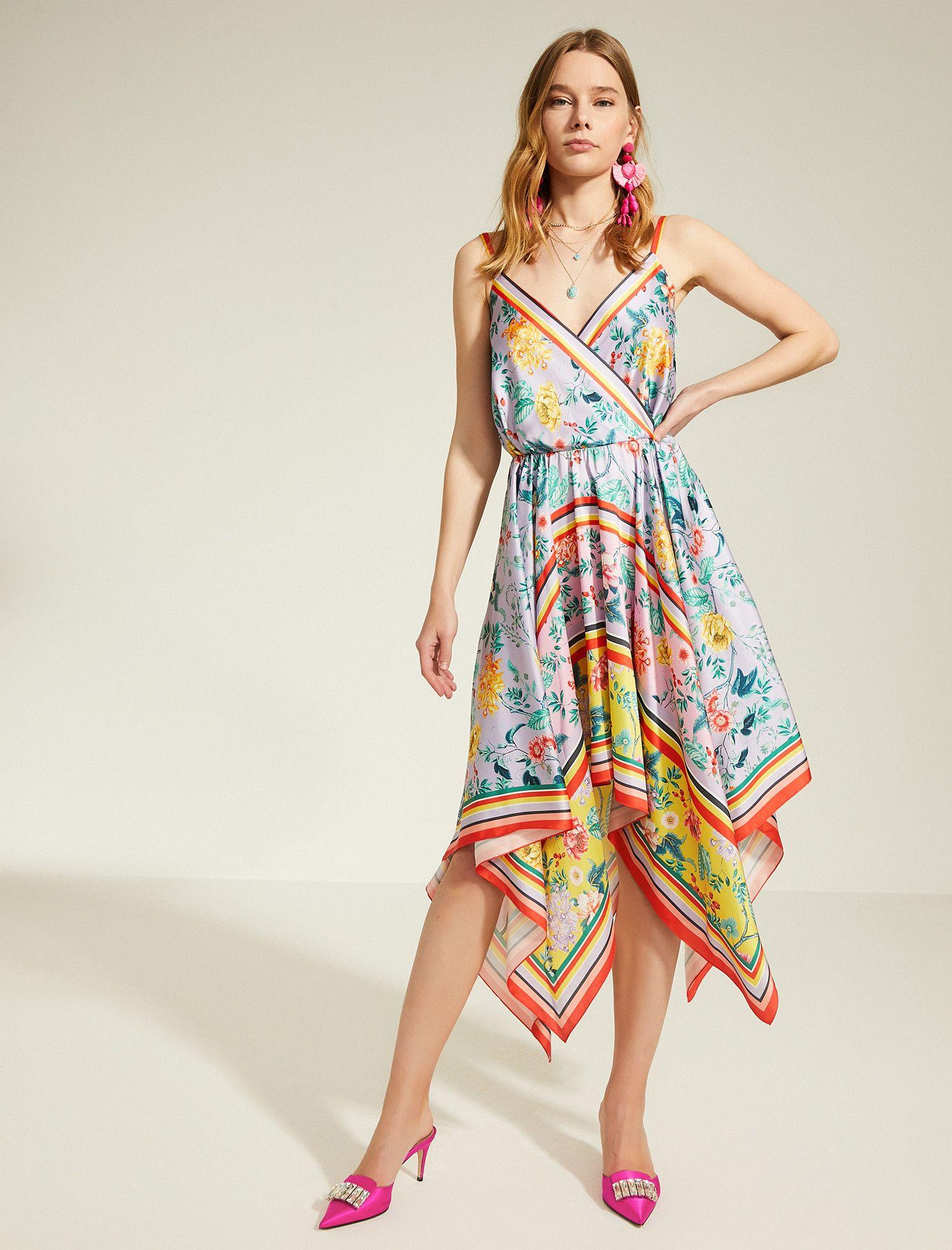 Zeynep Tosun For Koton Elbise 2020 Midi Elbise Elbise Moda Stilleri