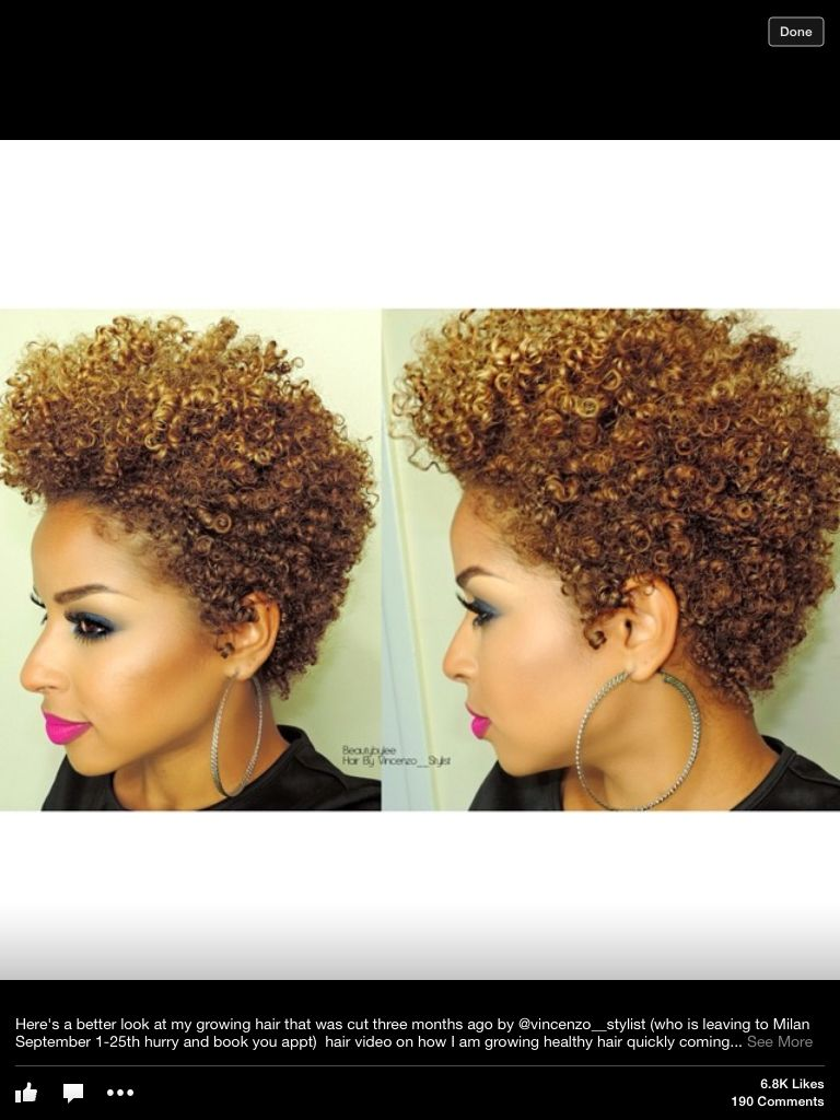 Cute curls hair color Hails styles Pinterest Hair coloring