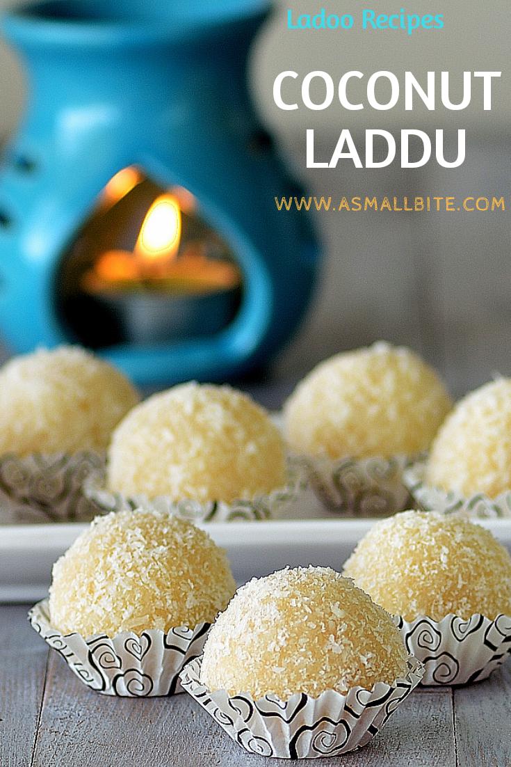 Coconut Ladoo Recipe With Condensed Milk Coconut Laddu Recipe Indian Dessert Recipes Diwali Sweets Recipe Coconut Sweet Recipes
