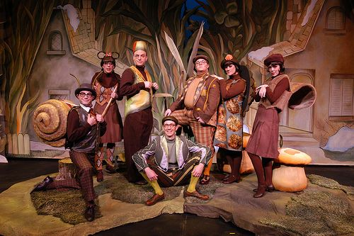 The King Of Broadway A Year With Frog And Toad Review Frog