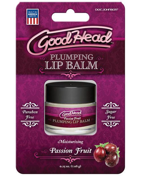 Goodhead Plumping Lip Balm - Passion Fruit