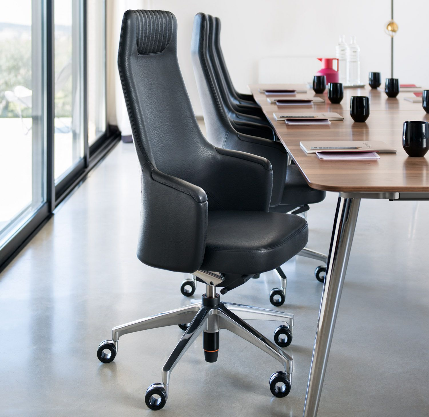 Silent Rush Executive Chair is a top level management