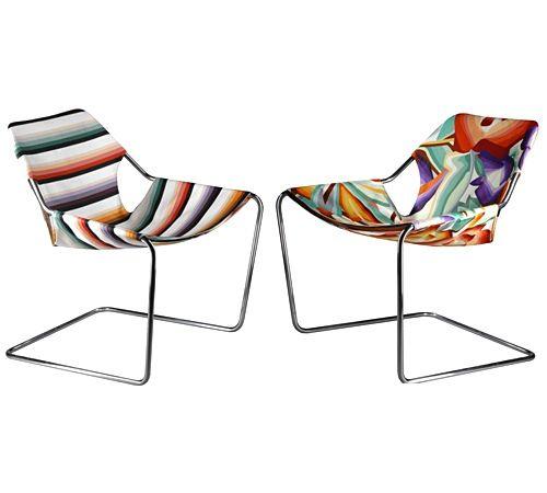 Paulistano Missoni Armchair: Paulistano Missoni Chair