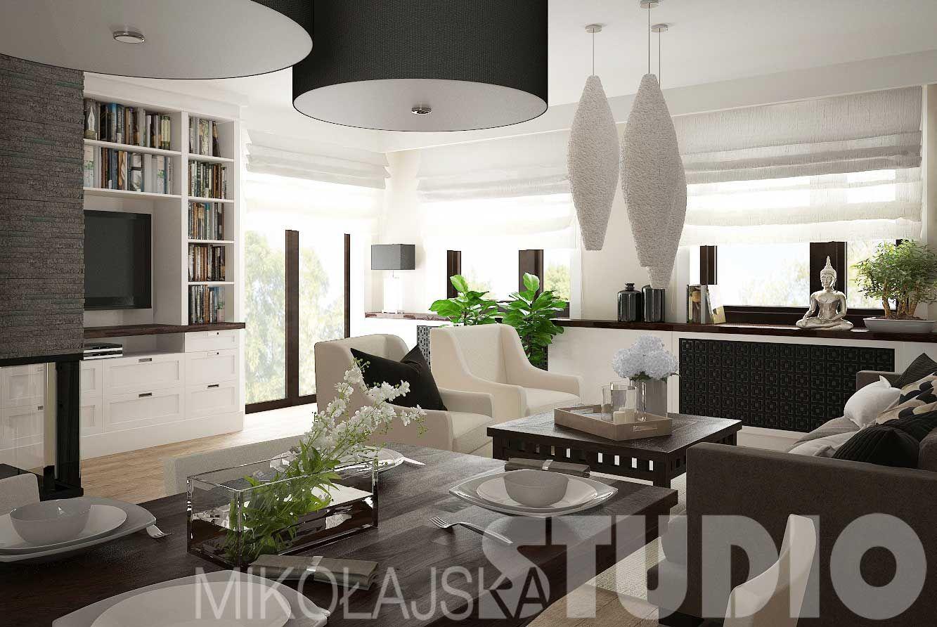 Jadalnia W Stylu Orientalnym Home Home Decor Room