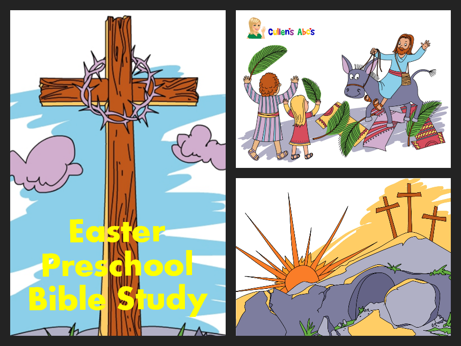 free easter lesson palm sunday jesus the king arrives