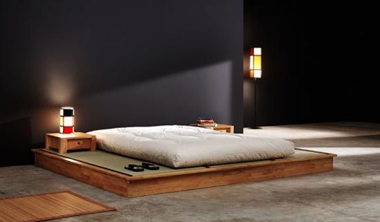 Decoracion Etnica Belleza Made In Japon Dormitorios Dormitorio Japones Decoracion Japonesa