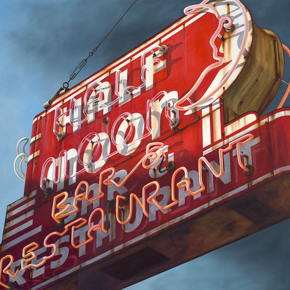 Half moon bar and restaurant new orleans google search