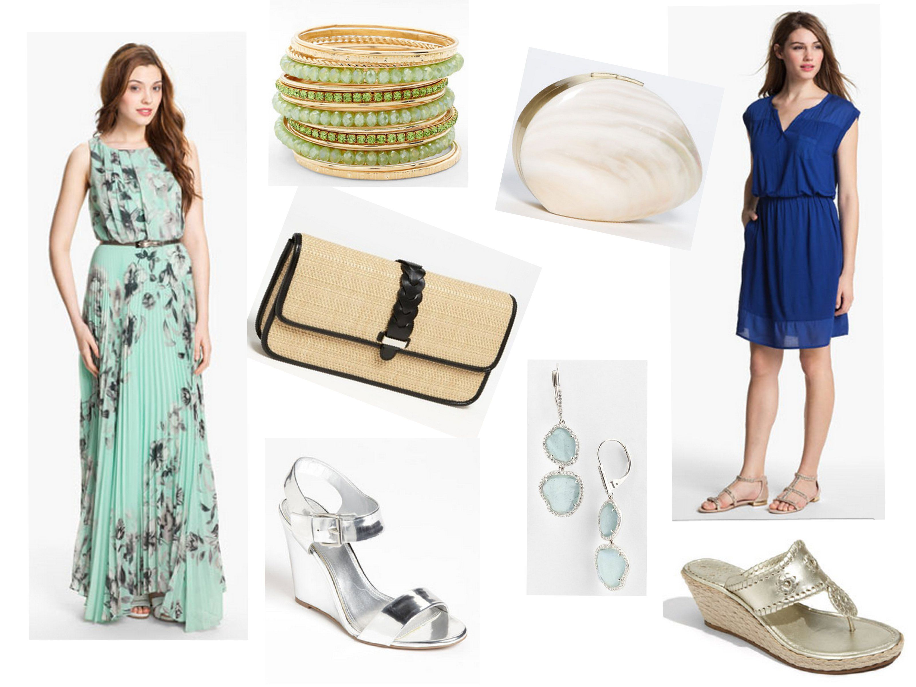6 Outfits To Wear To A Backyard Style Wedding Rustic Wedding Chic Wedding Attire Guest Backyard Wedding Dresses Wedding Guest Outfit