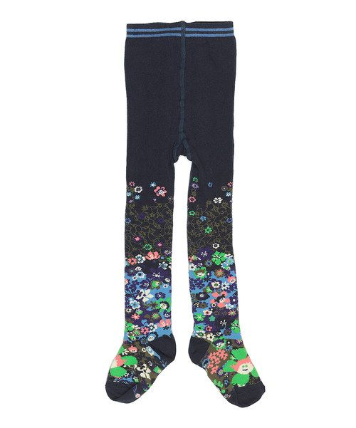 Lucky are the legs that don these cotton-soft tights. Their whimsical print and playful colors are the added treats that make it fun to be young.72% cotton / 26% polyamide / 2% elastaneMachine washMade in Portugal