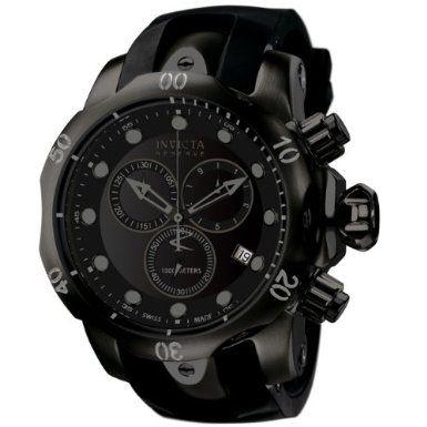 f65921c27da Invicta Men s 6051 Reserve Collection Subaqua Venom Black Chronograph