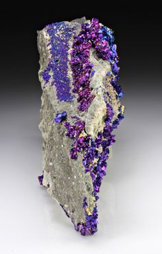 Pictures of minerals - Google Search - (chalcopyrite)