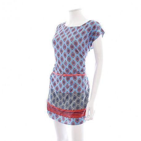 Robe - Promod à 12,50 € - vous en voulez plus ? => www.entre-copines.be | livraison gratuite dès 45 € d'achats ;)    L'expérience du neuf au prix de l'occassion ! N'hésitez pas à nous suivre. #Robes #Promod #fashion #secondemain #vetements #recyclage #greenlifestyle #bonnes affaires
