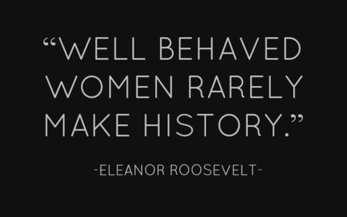 Pin By Arcadia Publishing On Historic Quotes Roosevelt Quotes Feminist Quotes Eleanor Roosevelt Quotes