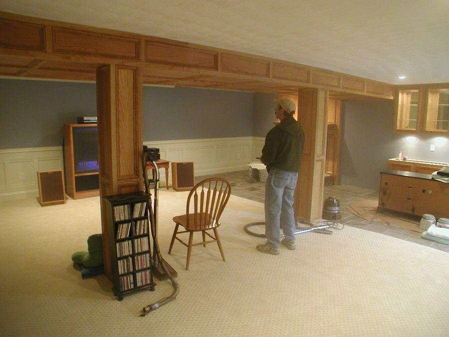 Wood Basement Bulkhead Basement Ceiling Wood Ceilings Living Room Ceiling