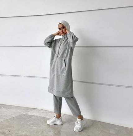 48+ Ideas Sport Style Hijab Girls For 2019
