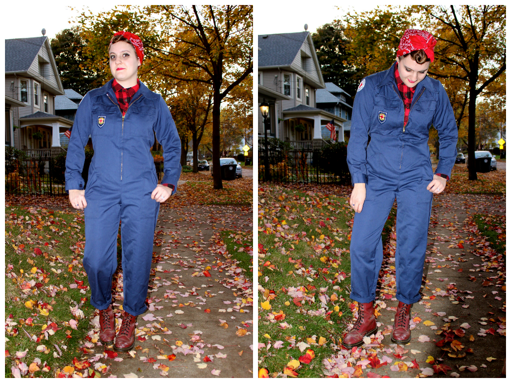 rosie the riveter halloween costume - Rosie The Riveter Halloween Costume