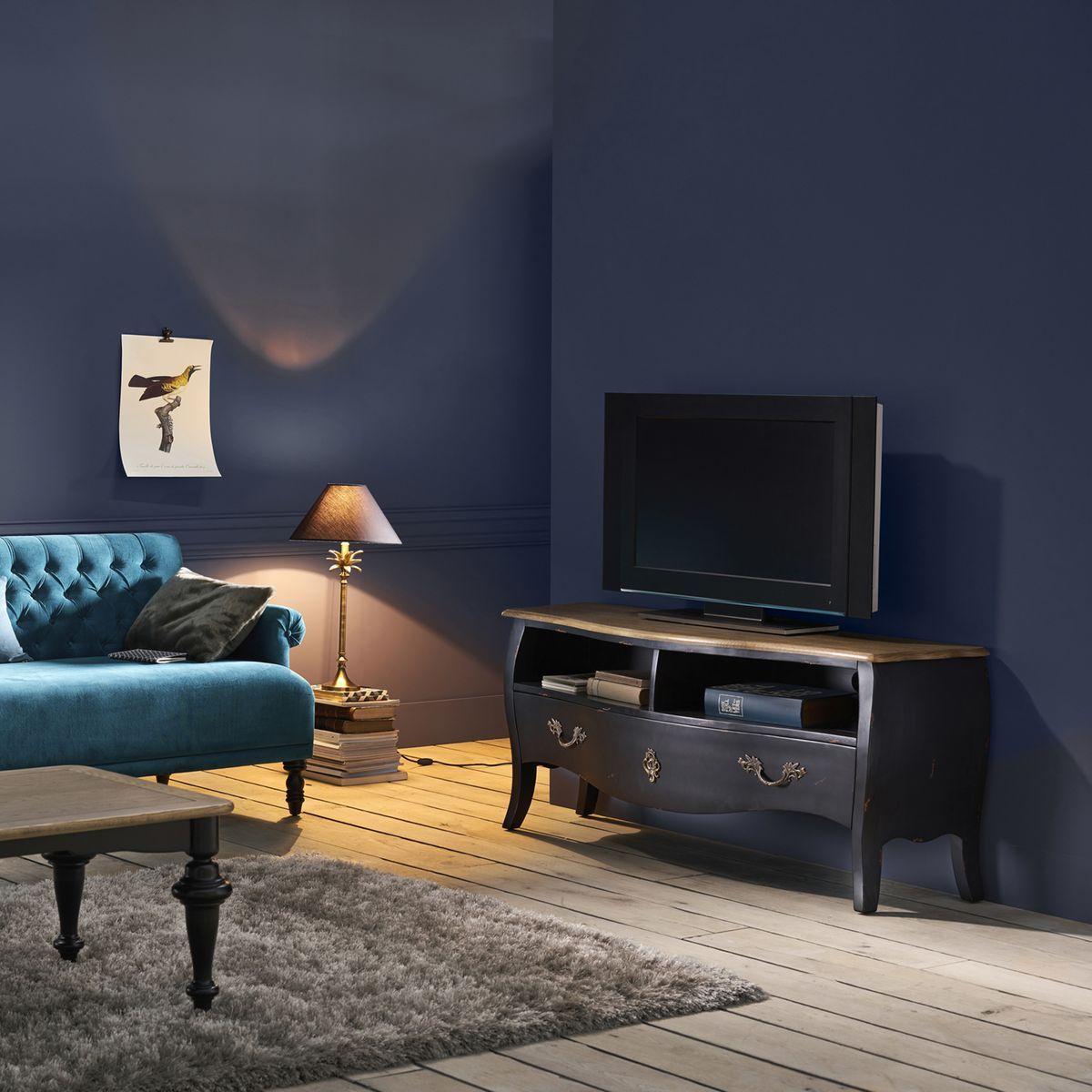 Banc Tv Lipstick Noir Meuble Tv La Redoute Interieurs Iziva Com Banc Tv Meuble Tv Mobilier De Salon