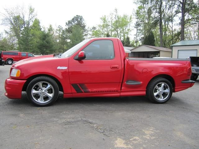 Ford F 150 Svt Lightning Red 2 Svt Lightning Ford F150 Ford Lightning