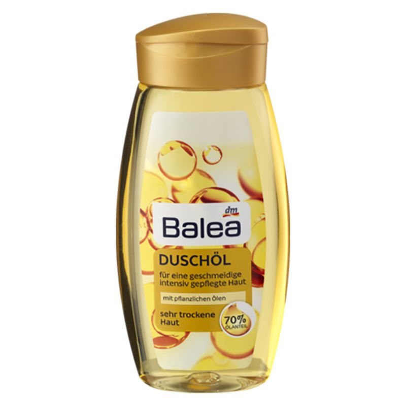 balea shower oil 250 ml bg choco shop beauty products shower beauty. Black Bedroom Furniture Sets. Home Design Ideas