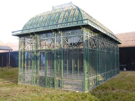 out of reach v xthus greenhouse pinterest fer forg serre et materiaux anciens. Black Bedroom Furniture Sets. Home Design Ideas