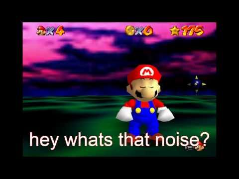 super mario 64 bloopers: brother wars - YouTube