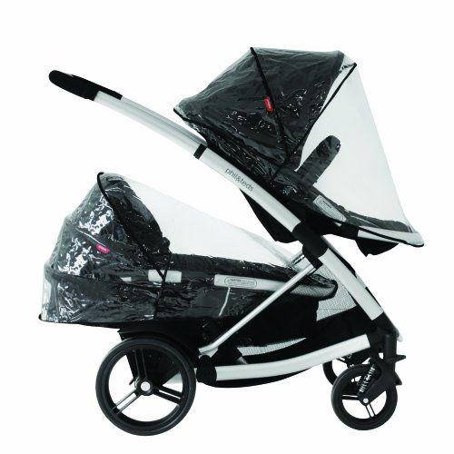 Black phil/&teds Promenade Buggy Single Stroller