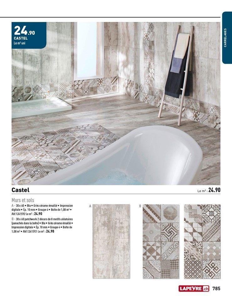 Lapeyre Suisse 2015 Page 744 Lapeyre Decoration Salle De Bain