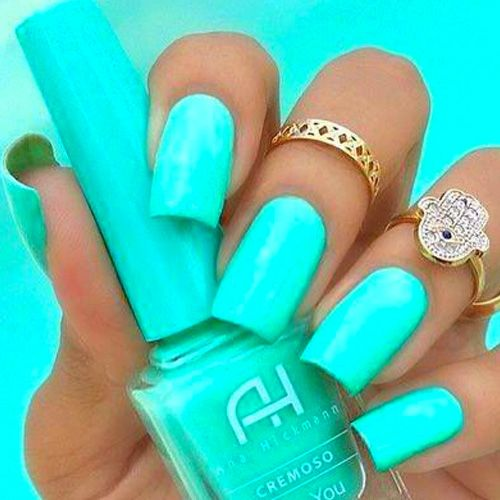 9 Electrifying Neon Nails for 2018 | Neon nails, Neon and Make up