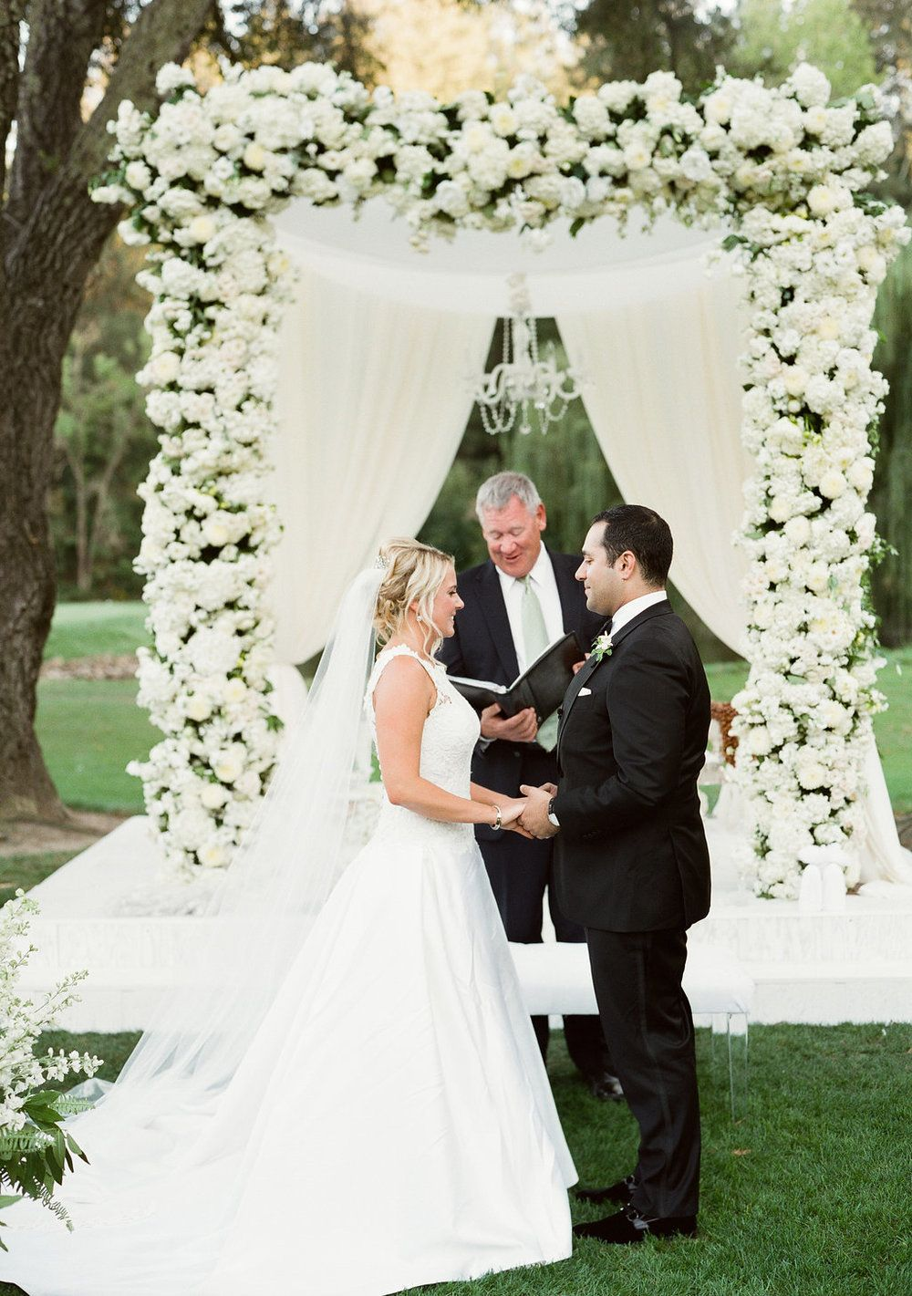 Pin by Mandy Li on Ceremony in 2019 Wedding, Chuppah