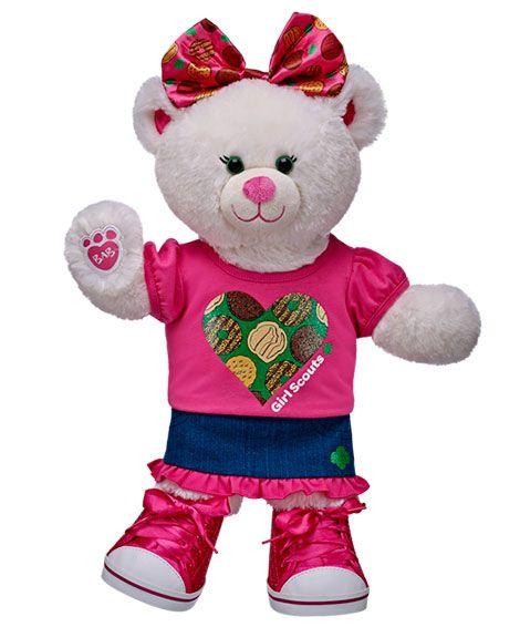 09efb478188 Girl Scout™ Flair Bear