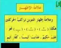 نتيجة بحث الصور عن علامة الادغام في المصحف Math Education Quran