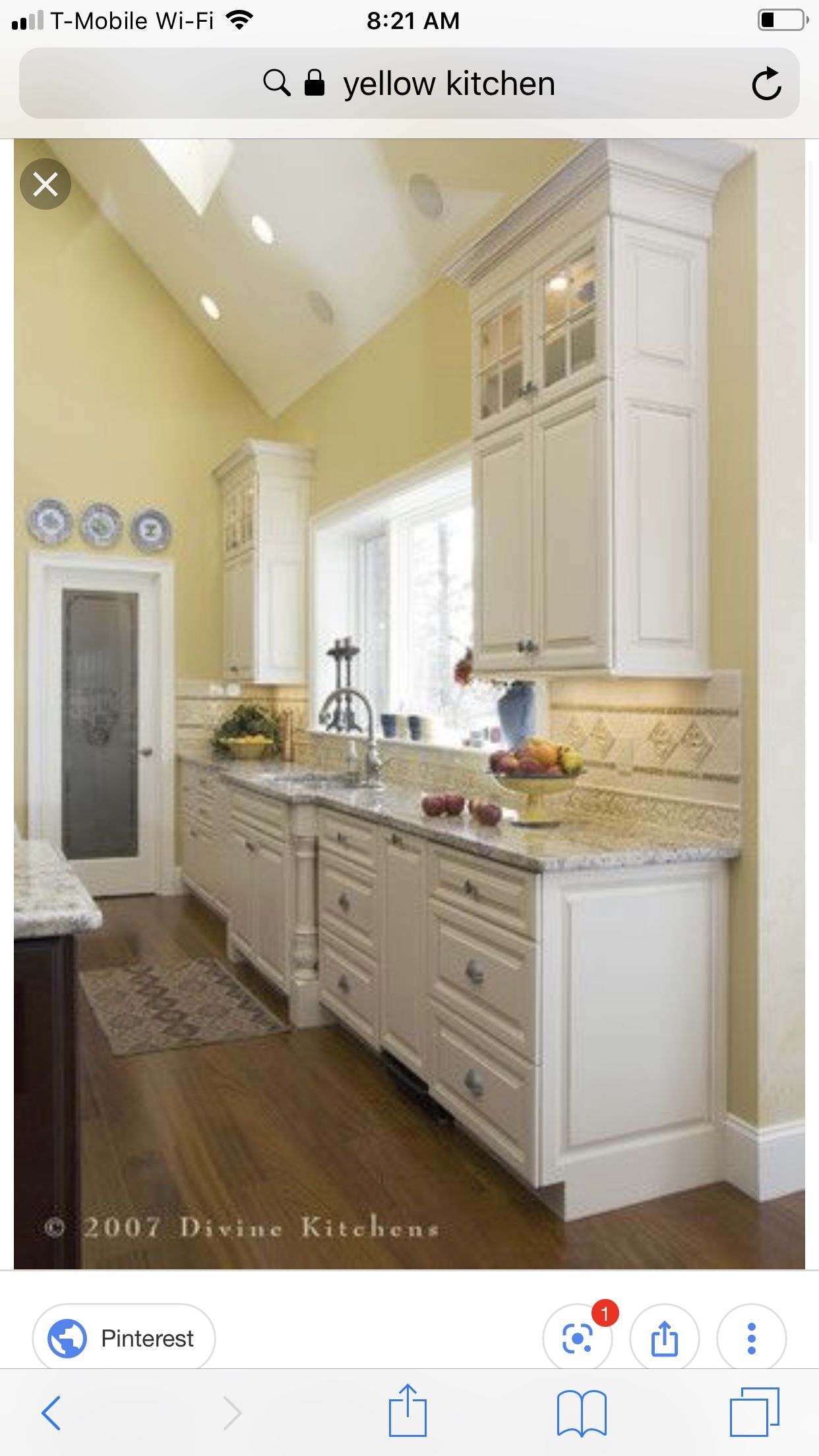 side detail Kitchen in 2019 Paint for