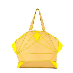 Fold It! Trapeze Tote Bag, 290€, now featured on Fab.