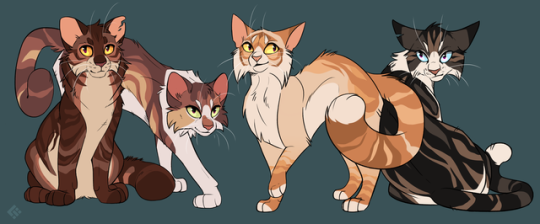 Firestar Tough Warrior Cats