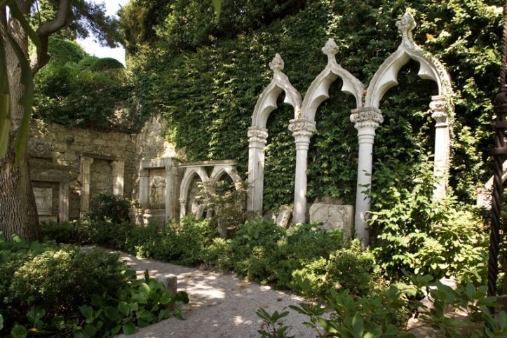 Jardin lapidaire   Villa Ephrussi de Rothschild   gardening ...