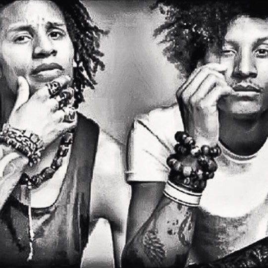 Thinking about how are we gonna show you the new face of Les Twins #lestwinsclique #music #movie #tvshow #fashion  Still thinking !?