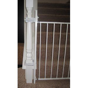 Stairway Gate Installation Kit (K12) By KidCo. Adapter Kit To Turn Any  Pressure