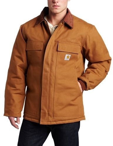 recommended today carhartt men s duck traditional coat on men s insulated coveralls with hood id=94288