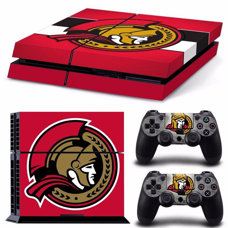 Click To Buy NHL Ottawa Senators PS Skin Sticker Decal Vinyl - Custom vinyl stickers ottawa