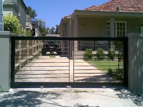 Gates by Canterbury Steel Works | Fences and gates | Pinterest ...