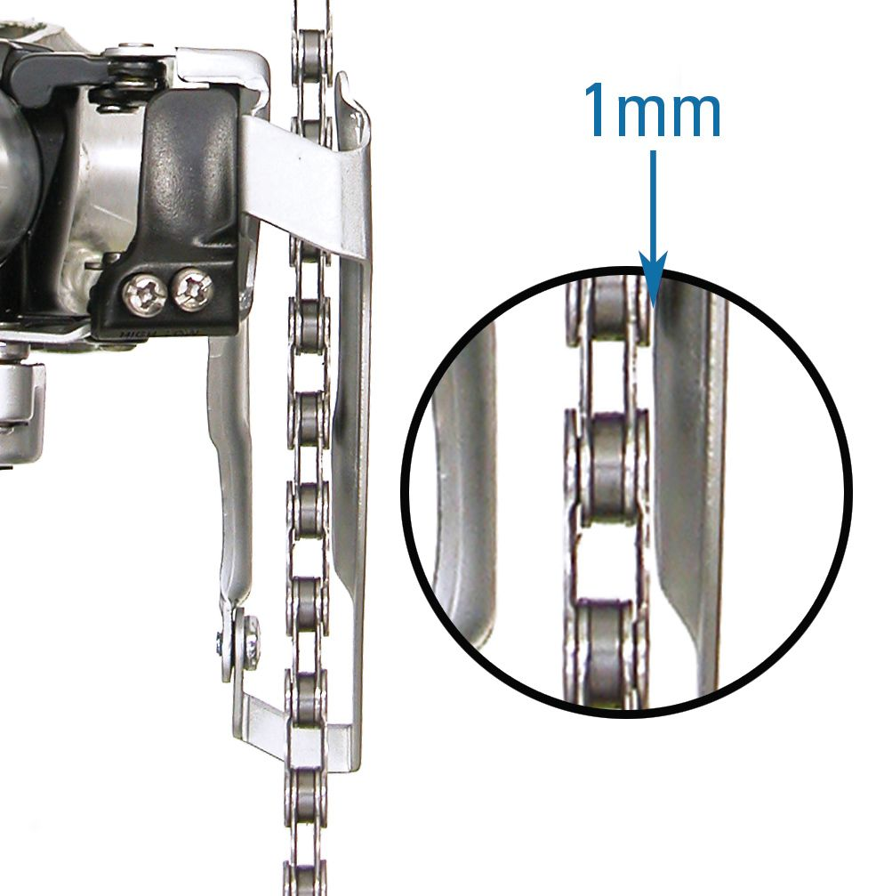 Front Derailleur Adjustment Bike Repair Stand Bike Repair Bicycle Gear