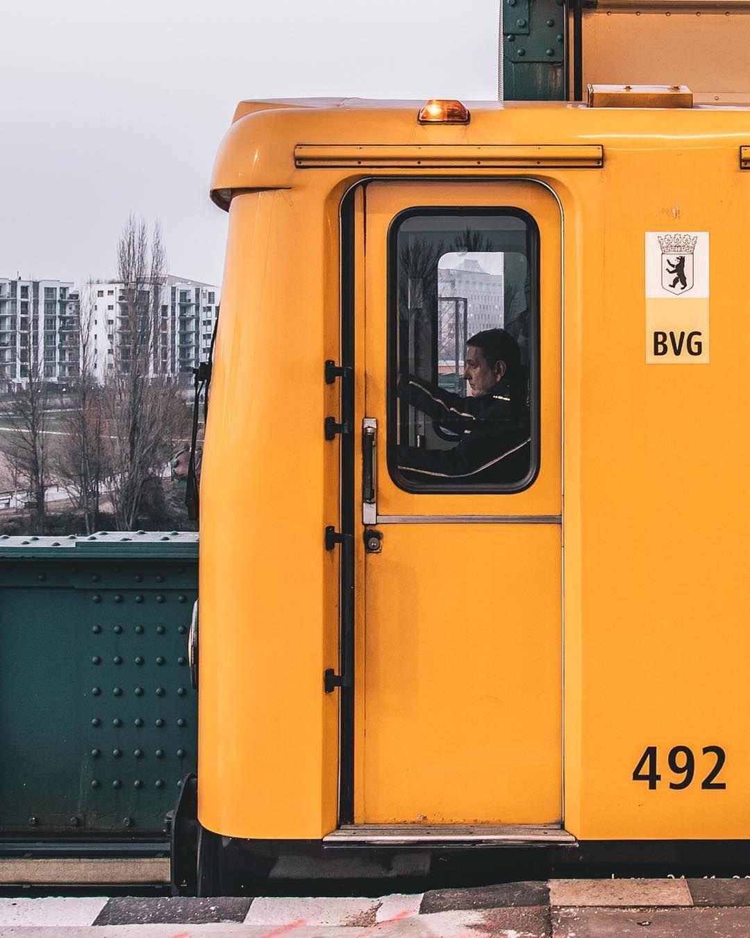 Zug 492 Berlin Bvg Weilwirdichlieben Berlin Germany Locker Storage Berlin