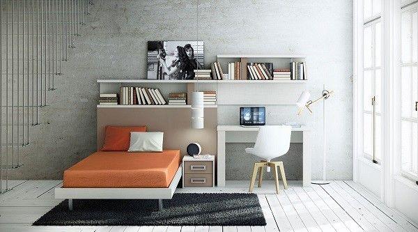 Muebles juveniles para dormitorios de adolescentes Juveniles