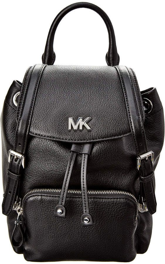 e47f6afe53 MICHAEL Michael Kors Beacon Small Leather Backpack